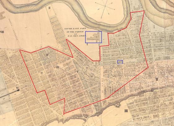 L'incomparable incendie de 1866 à québec