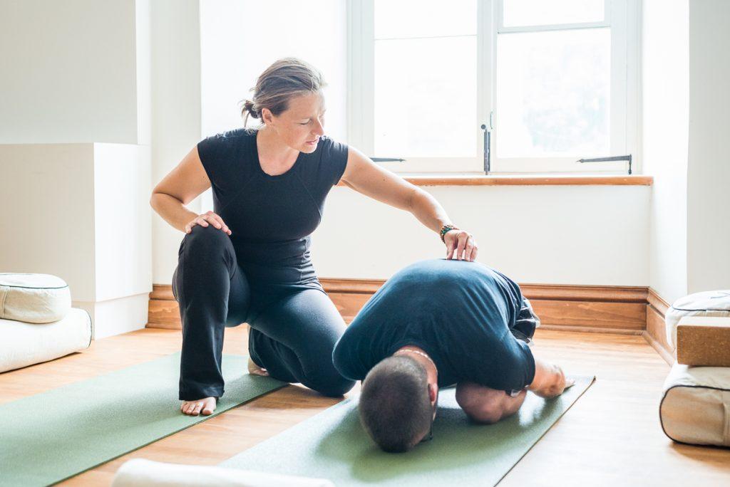 retraite printanière yoga