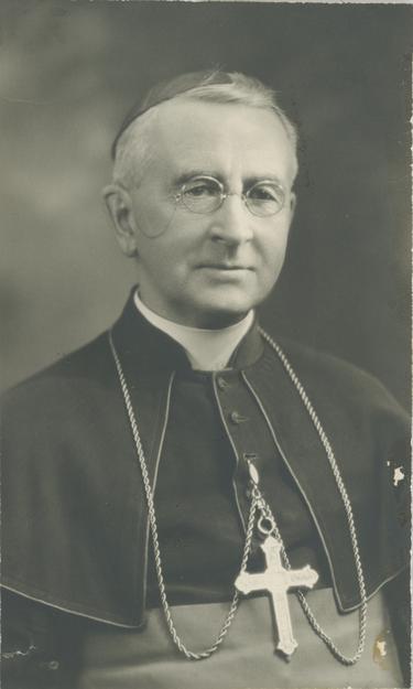 Mgr François-Xavier Ross