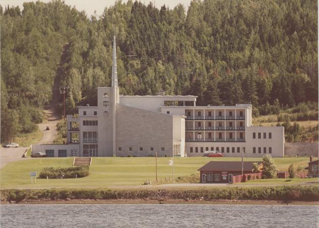 Second monastère de Gaspé
