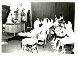 L'école des infirmières de l'Hôtel-Dieu de Québec