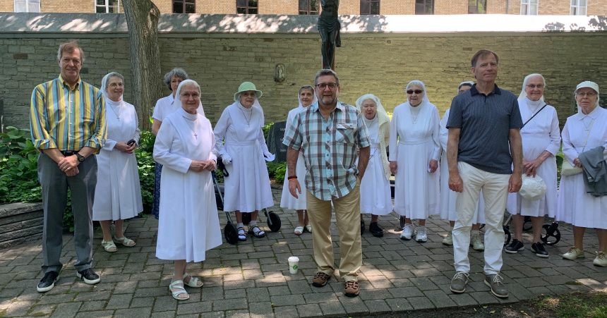 5e anniversaire du Monastères des Augustines - Mouvement de compassion