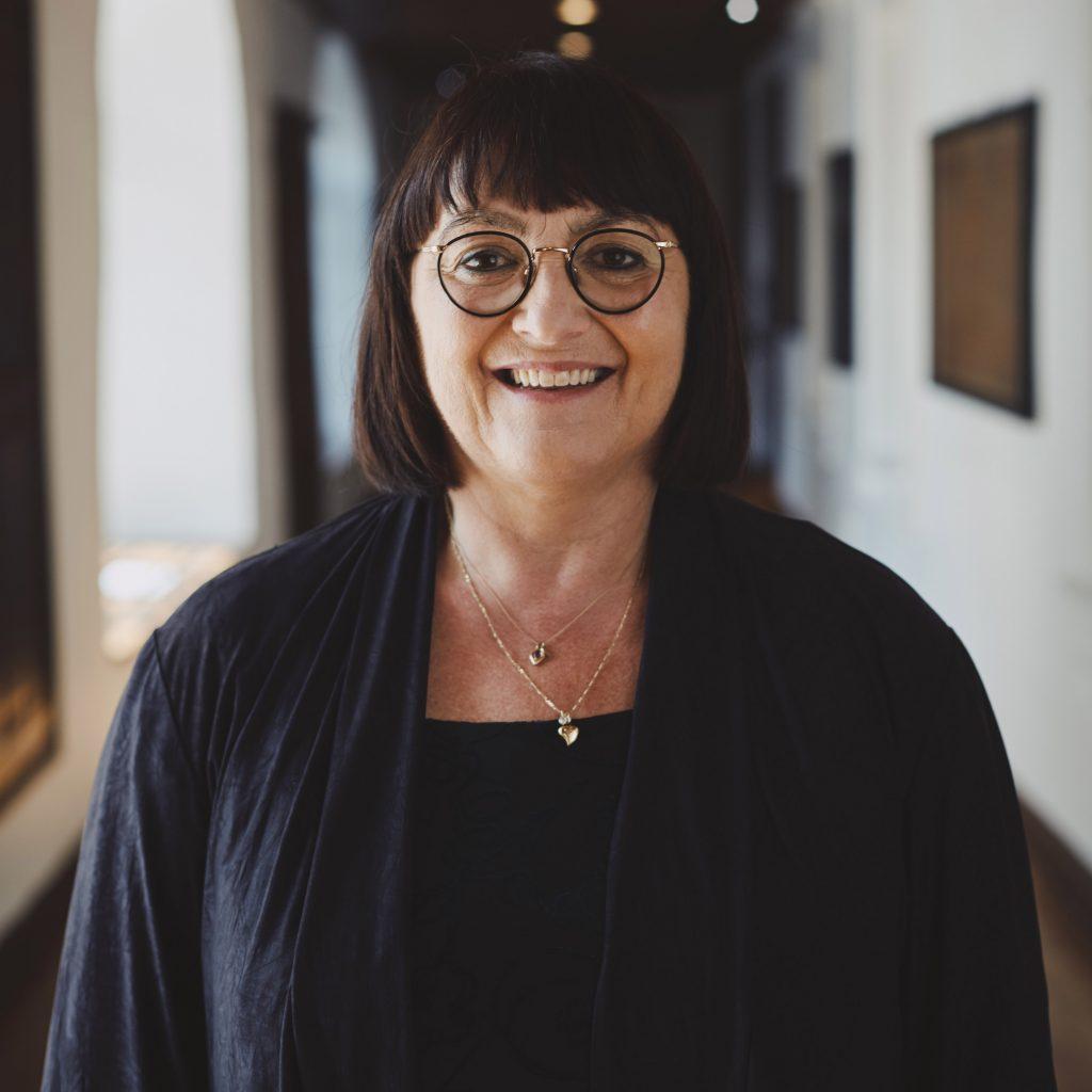 Micheline Lefebvre, travailleuse sociale