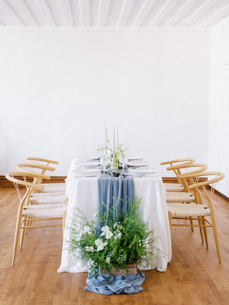 mariage inspiration scandinave Monastère des Augustines