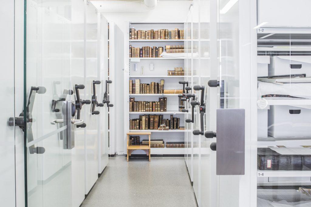 Les archives des Augustines sont inscrites au registre canadien de la mémoire du monde