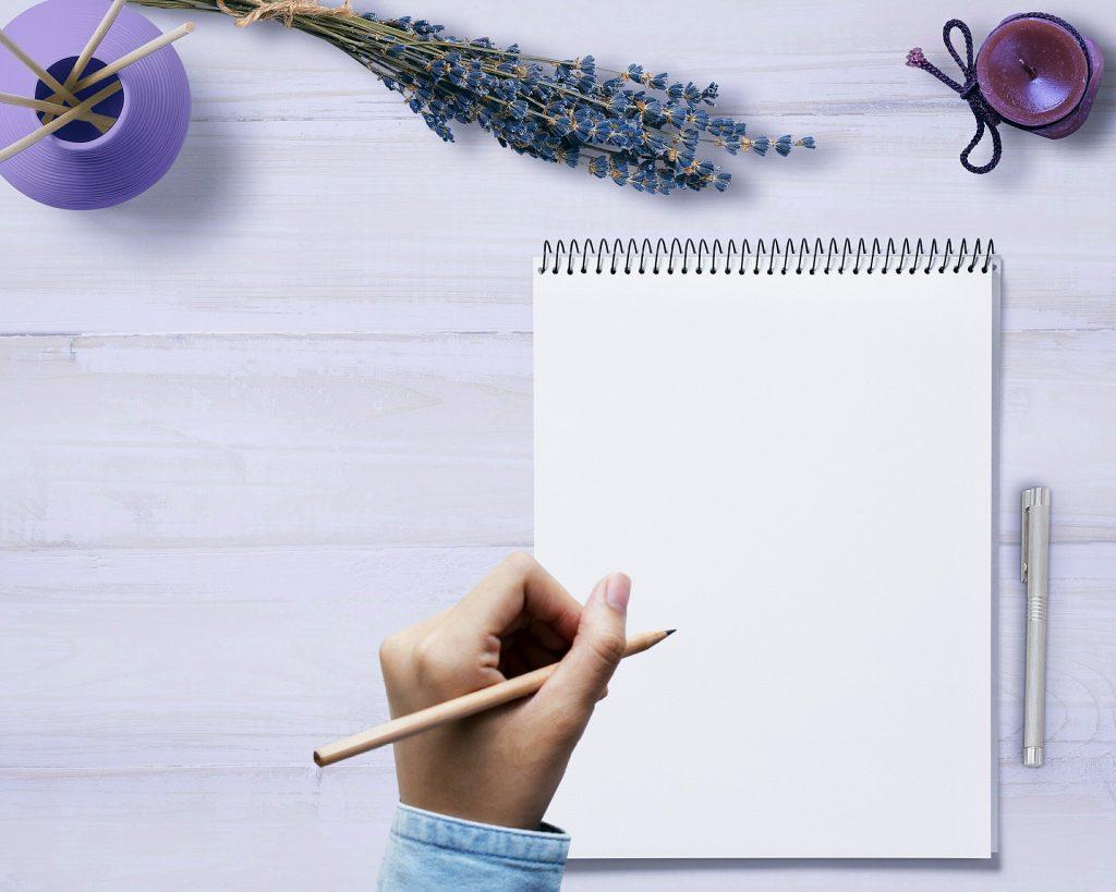 Le journal intime, une pratique qui fait du bien